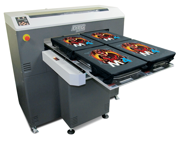 Pressing Media Apparel T Shirt Printing